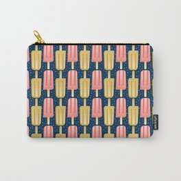 Popsicle Party Stripes Carry-All Pouch