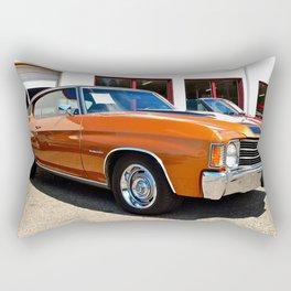 Classic Chevelle Rectangular Pillow