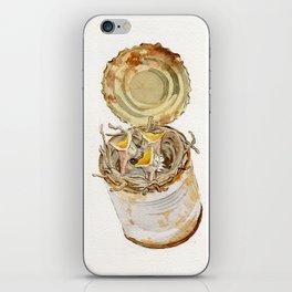 Tin Can Nest III iPhone Skin