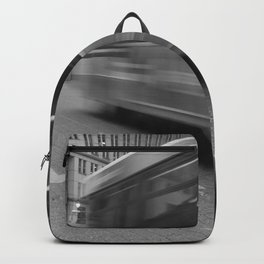 Bus At High Speed Backpack