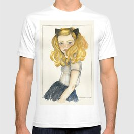Olivia and the Halloween T-shirt
