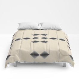 Diamond Stripes Comforters