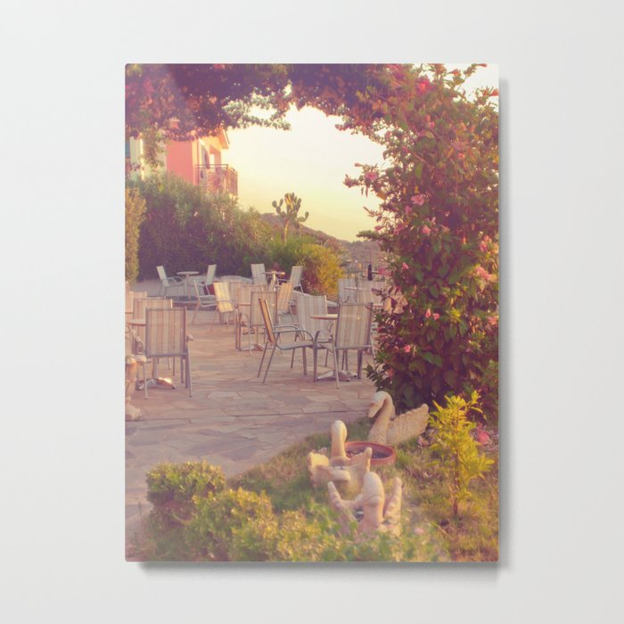 travel collection. Greece. Kefalonia Metal Print