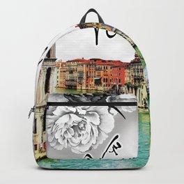 Bellissima Venezia Backpack