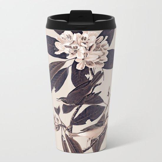 Cardellina Metal Travel Mug