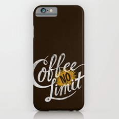 Astronaut Diet, Unlimited Coffee Slim Case iPhone 6s