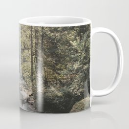 All the Drops form a River - landscape photography Coffee Mug