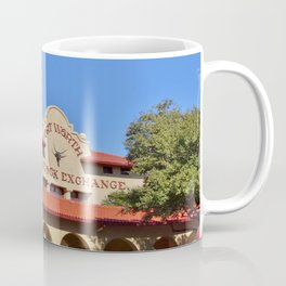 Fort Worth Live Stock Exchange Coffee Mug