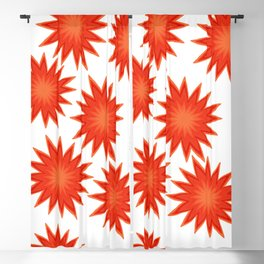 Summer Flare Blackout Curtain