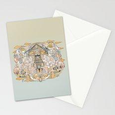 T A N G E R I N E Stationery Cards