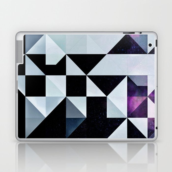 Qyxt Laptop & iPad Skin
