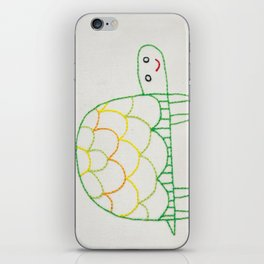 T Turtle iPhone Skin