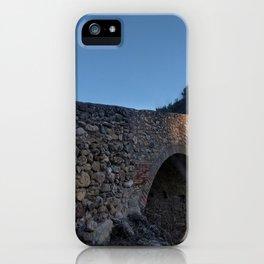 Puente Romano iPhone Case