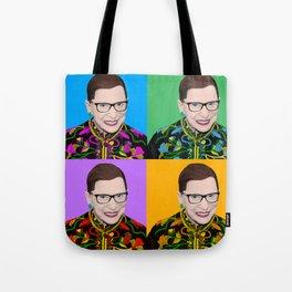 Four Ruths Tote Bag