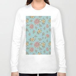 Mantón Azul Long Sleeve T-shirt