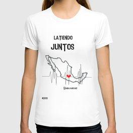 LATIENDO JUNTOS T-shirt