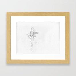The Tale of St. Sebastian Framed Art Print
