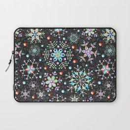Snowflake Filigree Laptop Sleeve
