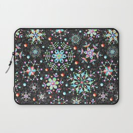 Snowflake Filigree Laptop Sleeve