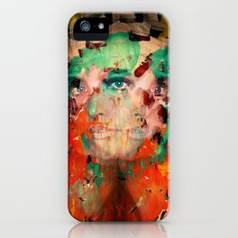 L.S.DONNA iPhone Case