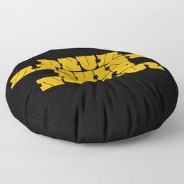 Drum machines have no soul | djs gift Floor Pillow