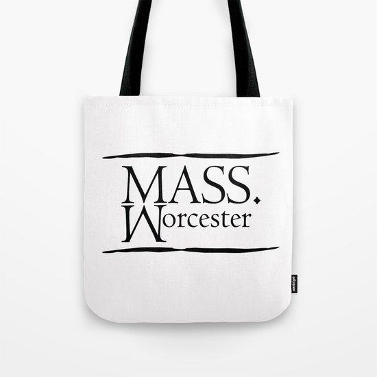 Worcester Tote Bag
