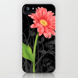 Gerbera Daisy #3 iPhone Case