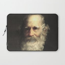 Portrait of an Old Man Laptop Sleeve