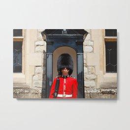 Royal guard Metal Print