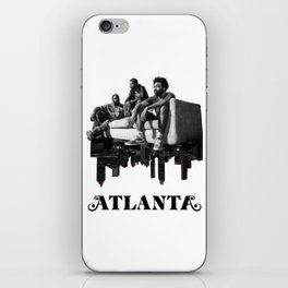 Alanta TV Show iPhone Skin