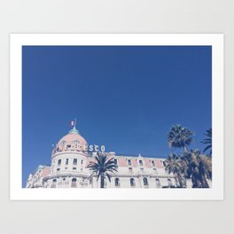 Nice is an Understatement II Art Print
