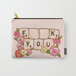 F **U  YOU Carry-All Pouch