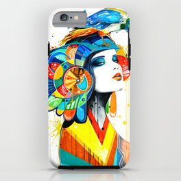 """The Aztec"" iPhone Case"