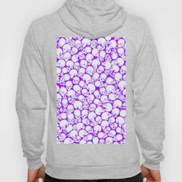 Gothic Crowd ULTRA VIOLET Hoody
