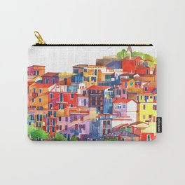 Cinque Terre vol2 Carry-All Pouch