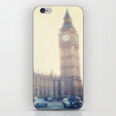 Black Cab iPhone & iPod Skin