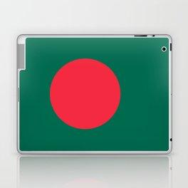 The Flag of Bangladesh - Authentic 3:5 version Laptop & iPad Skin