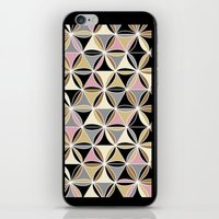 quilt iPhone & iPod Skins featuring quilt 2015 by Ariadne
