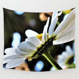 Flower No 4 Wall Tapestry