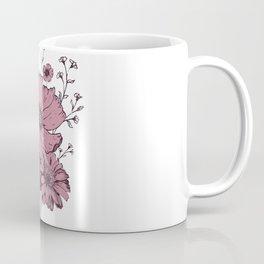 Dust pink bouquet Coffee Mug