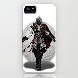 Ezio colour iPhone Case
