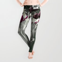 Tulips Leggings