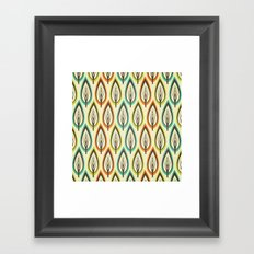 Can't See The Wood For The Trees. Framed Art Print