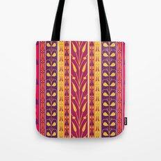 Palmette Tote Bag