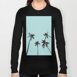 Palm trees 5 Langarmshirt