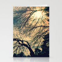sunshine Stationery Cards featuring Sunshine by Graphic Tabby