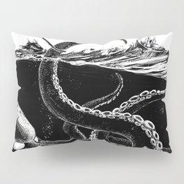Kraken Rules the Sea Pillow Sham