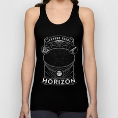 Expand Your Horizon  (Astronomy) Unisex Tank Top