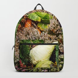 Vegetable pattern Backpack