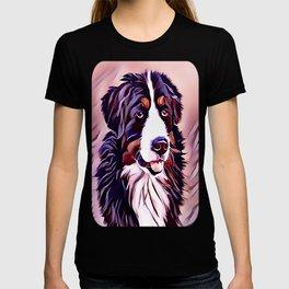 The Bernese Mountain Dog T-shirt